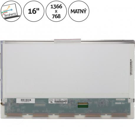 Asus N61JV Displej pro notebook - 1366 x 768 HD 16 + doprava zdarma + zprostředkování servisu v ČR