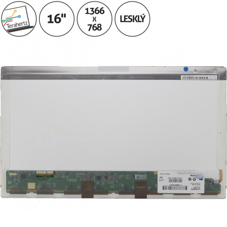 LTN160HT02-001 Displej pro notebook - 1366 x 768 HD 16 + doprava zdarma + zprostředkování servisu v ČR