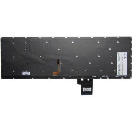 Lenovo Y50-70 Erazer Klávesnice pro notebook - americká - US + zprostředkování servisu v ČR