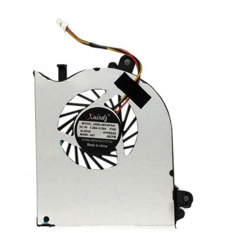 MSI GS60 Ventilátor pro notebook - 3 piny kov 2 díry na šroubky + zprostředkování servisu v ČR