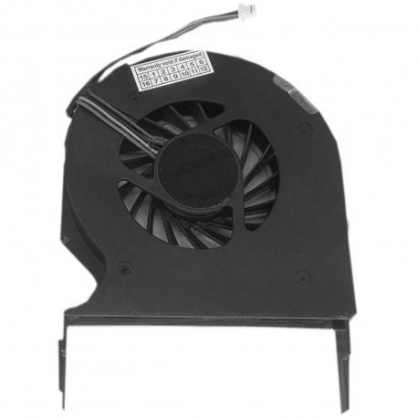 Toshiba Qosmio F60-14U Ventilátor pro notebook - 4 piny z plastu i kovu 2 výčnělky + zprostředkování servisu v ČR