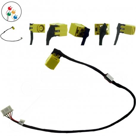 Lenovo ThinkPad Edge E535 Napájecí konektor - dc jack pro notebook - 5 pinů s připojovacím kabelem plast + zprostředkování servisu v ČR