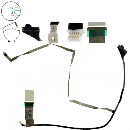 HP Pavilion dv7-4000 cto Kabel na displej pro notebook - LCD + zprostředkování servisu v ČR