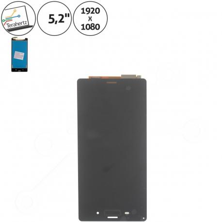 Sony Xperia Z3 D6603 Displej s dotykovým sklem pro mobilní telefon + zprostředkování servisu v ČR