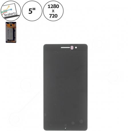 Nokia Lumia 830 Displej s dotykovým sklem pro mobilní telefon + doprava zdarma + zprostředkování servisu v ČR