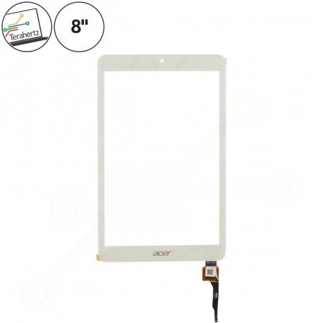 Acer Iconia One B1-850 Dotykové sklo pro tablet - 8 bílá + zprostředkování servisu v ČR