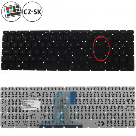 HP 250 G5 Klávesnice pro notebook - CZ / SK + zprostředkování servisu v ČR
