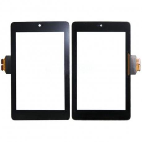 Asus Nexus 7 ME370T Dotykové sklo pro tablet - 7 černá + zprostředkování servisu v ČR
