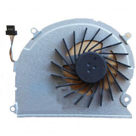 HP ProBook 5330m Ventilátor pro notebook - 4 piny vrtule je odkryta 4 díry na šroubky + zprostředkování servisu v ČR