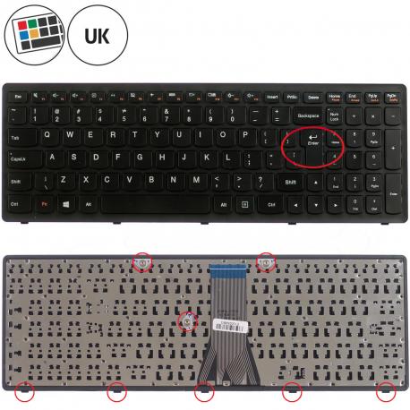 Lenovo IdeaPad Flex 15 20309 Klávesnice pro notebook - anglická - UK + zprostředkování servisu v ČR