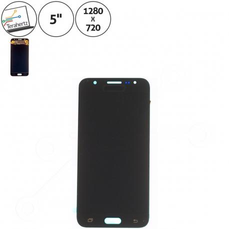 Samsung J500F Galaxy J5 Displej s dotykovým sklem pro mobilní telefon + doprava zdarma + zprostředkování servisu v ČR