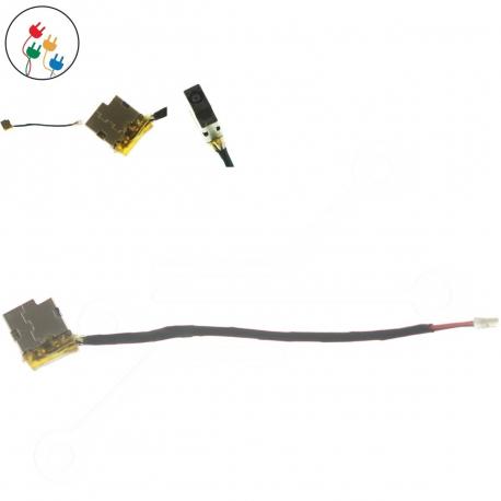 HP 250 G5 Napájecí konektor - dc jack pro notebook - 8 pinů ( 7 kontaktů ) s připojovacím kabelem plast + zprostředkování servisu v ČR