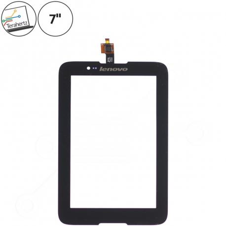 Lenovo A7-30 (A3300) Dotykové sklo pro tablet - 7 černá + zprostředkování servisu v ČR