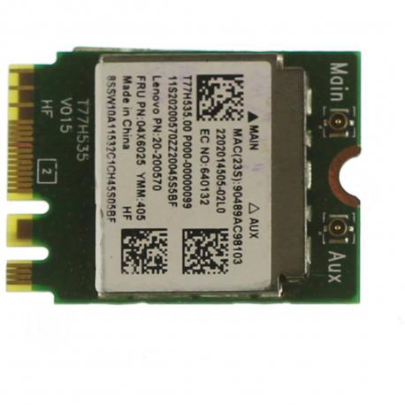 Lenovo G50-30 N3540 Wifi modul pro notebook + zprostředkování servisu v ČR