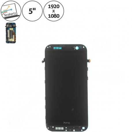 HTC One m8s Displej s dotykovým sklem pro mobilní telefon + doprava zdarma + zprostředkování servisu v ČR