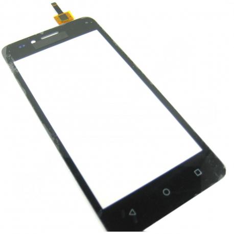 Huawei Y3 II Dotykové sklo pro mobilní telefon - 4,5 černá + zprostředkování servisu v ČR