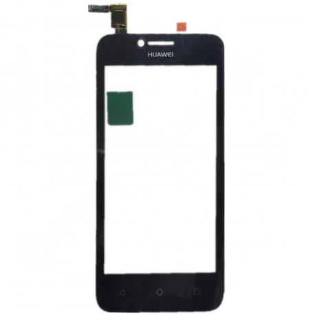 Huawei Y5 (Y560) Dotykové sklo pro mobilní telefon - 4,5 černá + zprostředkování servisu v ČR