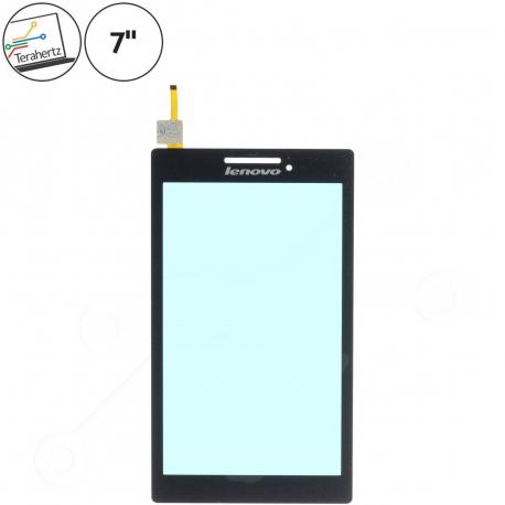 Lenovo TAB 2 A7-20 Dotykové sklo pro tablet - 7 černá + zprostředkování servisu v ČR