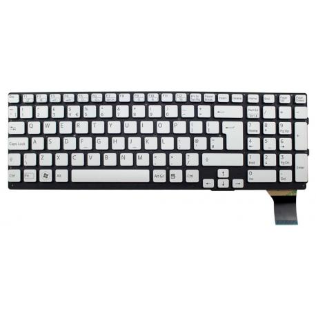 Sony Vaio VPC-SE13FX Klávesnice pro notebook - anglická - UK + doprava zdarma + zprostředkování servisu v ČR