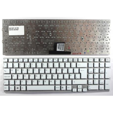 Sony Vaio VPC-EB1S1E Klávesnice pro notebook - anglická - UK + zprostředkování servisu v ČR