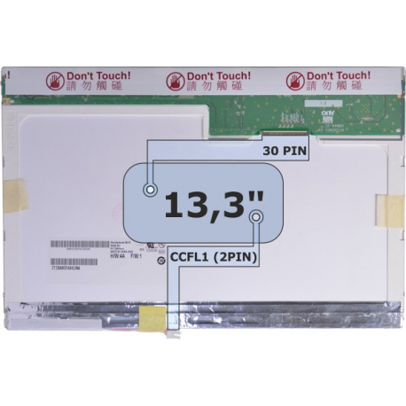 Packard Bell EasyNote A7145 Displej pro notebook - 1280 x 800 13,3 + doprava zdarma + zprostředkování servisu v ČR