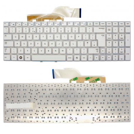 Samsung NP300V5A Klávesnice pro notebook - anglická - UK + zprostředkování servisu v ČR