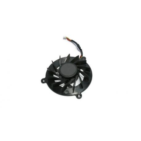 Asus A6000 Ventilátor pro notebook - 3 piny vrtule je odkryta 3 díry na šroubky + zprostředkování servisu v ČR