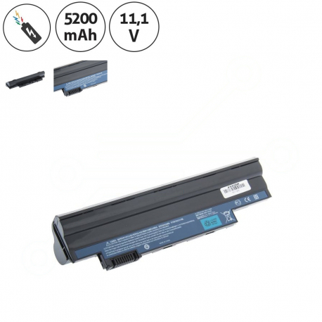 Packard Bell ze6 Baterie pro notebook - 5200mAh 6 článků + doprava zdarma + zprostředkování servisu v ČR