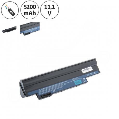 Acer Aspire One D260-pu Baterie pro notebook - 5200mAh 6 článků + doprava zdarma + zprostředkování servisu v ČR