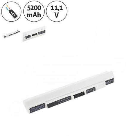 Acer Aspire One 751h Baterie pro notebook - 5200mAh 6 článků + doprava zdarma + zprostředkování servisu v ČR