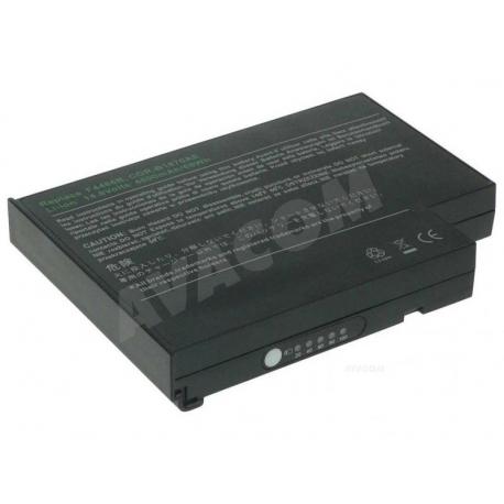 FUJITSU / SIEMENS QBP3000-4000 Baterie pro notebook - 4600mAh 8 článků + doprava zdarma + zprostředkování servisu v ČR