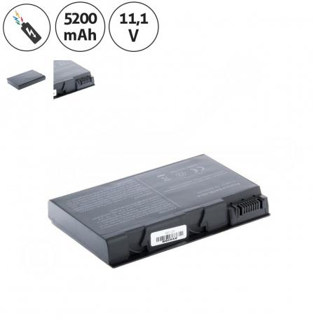 Acer Aspire 5100 series Baterie pro notebook - 5200mAh 6 článků + doprava zdarma + zprostředkování servisu v ČR