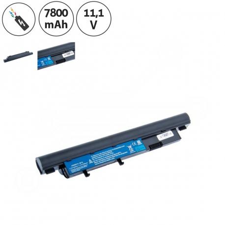 Acer Aspire 5810TZ Baterie pro notebook - 7800mAh 9 článků + doprava zdarma + zprostředkování servisu v ČR