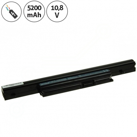 Acer Aspire 5820tg-5464g75mnks TimelineX Baterie pro notebook - 5200mAh 6 článků + doprava zdarma + zprostředkování servisu v ČR