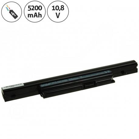 Acer Aspire 5820tg-374g50mnks TimelineX Baterie pro notebook - 5200mAh 6 článků + doprava zdarma + zprostředkování servisu v ČR