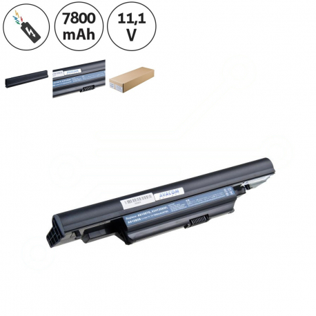 Acer Aspire 3820tg-382g50nks TimelineX Baterie pro notebook - 7800mAh 9 článků + doprava zdarma + zprostředkování servisu v ČR