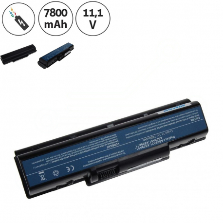 PACKARD BELL AS09A31 Baterie pro notebook - 7800mAh 9 článků + doprava zdarma + zprostředkování servisu v ČR