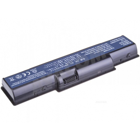Acer Aspire 5740DG-434G64Mn Baterie pro notebook - 5200mAh 6 článků + doprava zdarma + zprostředkování servisu v ČR