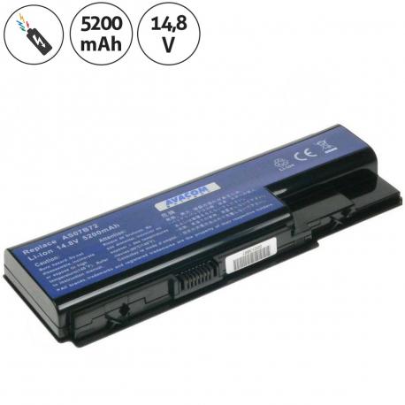 Acer Aspire 7520G Baterie pro notebook - 5200mAh 8 článků + doprava zdarma + zprostředkování servisu v ČR