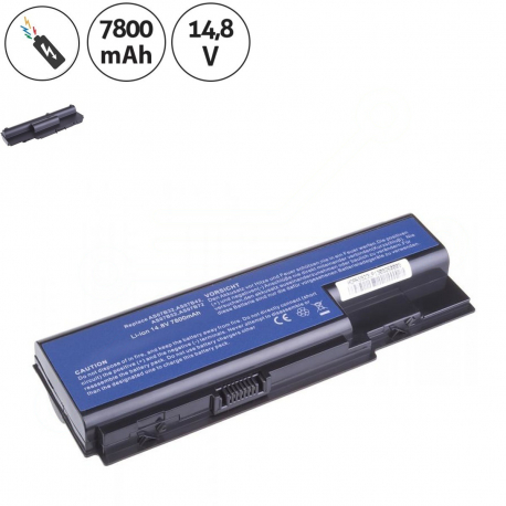 Acer Aspire 5520g-602g16f Baterie pro notebook - 7800mAh 12 článků + doprava zdarma + zprostředkování servisu v ČR