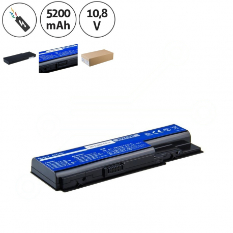 PACKARD BELL AS07B71 Baterie pro notebook - 5200mAh 6 článků + doprava zdarma + zprostředkování servisu v ČR