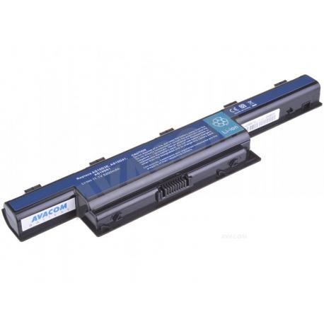 Acer TravelMate P243-M-33114g50mikk Baterie pro notebook - 5200mAh 6 článků + doprava zdarma + zprostředkování servisu v ČR
