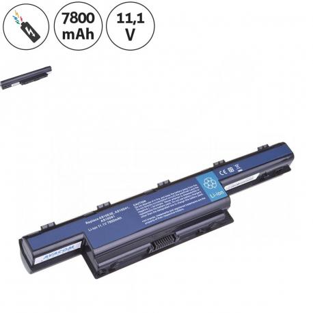Acer Aspire 7750ZG Baterie pro notebook - 7800mAh 9 článků + doprava zdarma + zprostředkování servisu v ČR