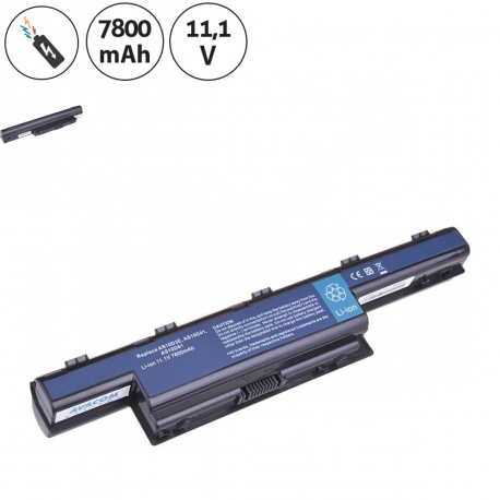 Acer TravelMate 5344 Baterie pro notebook - 7800mAh 9 článků + doprava zdarma + zprostředkování servisu v ČR