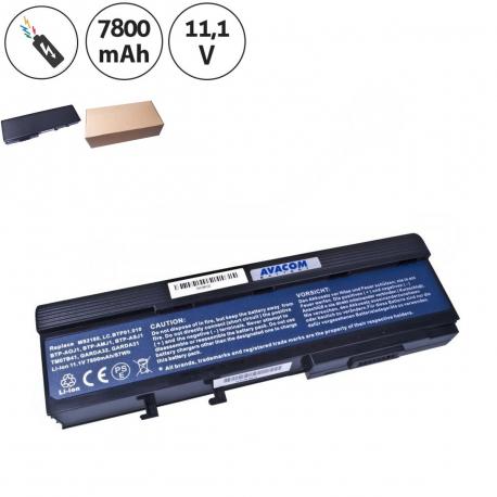 Acer TravelMate 6292-834g25mi Baterie pro notebook - 7800mAh 9 článků + doprava zdarma + zprostředkování servisu v ČR