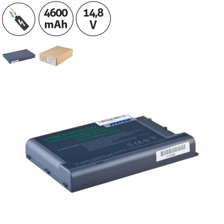 916-2320 Baterie pro notebook - 4600mAh 8 článků + doprava zdarma + zprostředkování servisu v ČR