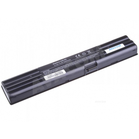 ASUS A42-A2 Baterie pro notebook - 5200mAh 8 článků + doprava zdarma + zprostředkování servisu v ČR