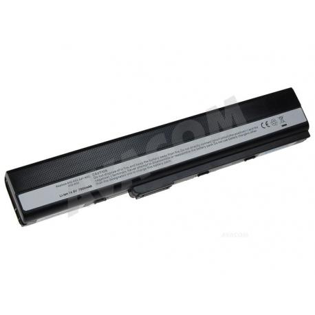 Asus k52jc-xn1 Baterie pro notebook - 7800mAh 12 článků + doprava zdarma + zprostředkování servisu v ČR
