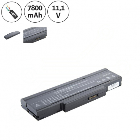 QUANTA BTY-M66 Baterie pro notebook - 7800mAh 9 článků + doprava zdarma + zprostředkování servisu v ČR
