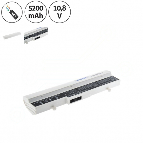 Asus Eee PC 1001PX-WHI002X (White) Baterie pro notebook - 5200mAh 6 článků + doprava zdarma + zprostředkování servisu v ČR
